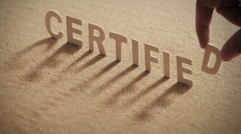 VCA certificering